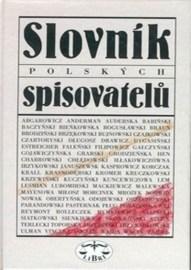 Slovník polských spisovatelů