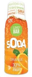 Limo Bar Orange 0.5l
