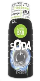 Limo Bar Energy Drink 0.5l