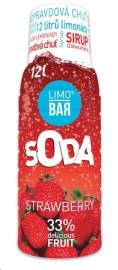 Limo Bar Strawberry 0.5l