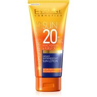 Eveline Cosmetics  Amazing Oils Highly Water-Resist Sun Lotion SPF 20  200ml - cena, porovnanie