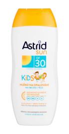 Astrid Sun Detské mlieko na opaľovanie SPF 30 200ml