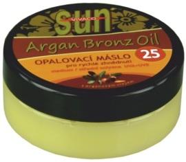 Vivaco Opaľovacie maslo s arganovým olejom SPF25 200ml