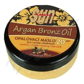 Vivaco Argan Bronz Oil OF20 200ml