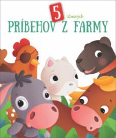 5 úžasných príbehov z farmy - biela kniha
