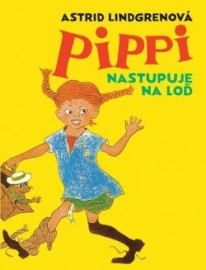 Pippi Dlhá pančucha nastupuje na loď