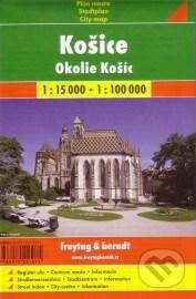 Košice 1:15 000