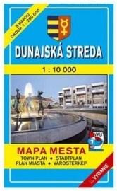 Dunajská Streda 1:10 000