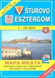 Štúrovo - Esztergom 1:10 000