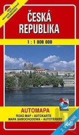 Česká republika 1:1 000 000