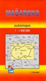 Maďarsko 1:1 000 000