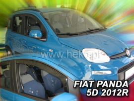 Heko  Deflektory na Fiat Panda III, 5-dverová, r.v.: 2012 -