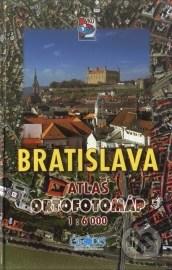 Bratislava - atlas ortofotomáp