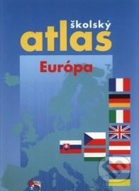 Školský atlas - Európa