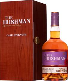 The Irishman Cask Strength 55.2% 0.7l