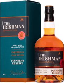 The Irishman Founders Reserve Caribean Cask Finish 0.7l