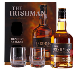 The Irishman Founders Reserve 0.7l