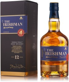 The Irishman Single Malt 12 ročná 0.7l
