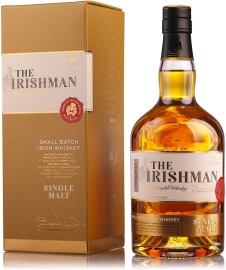 The Irishman Single Malt 40% 0.7l
