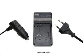 VHBW  Nabíjačka pre Panasonic CGA-DU07 / DU14 / DU21