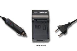 VHBW  Nabíjačka pre Nikon EN-EL3 EN-EL3a EN-EL3e