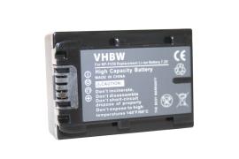 VHBW  Sony NP-FH50