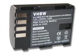 VHBW  Panasonic DMW-BLF19