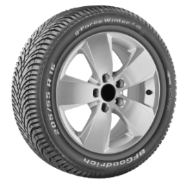 Bfgoodrich G-Force Winter 2 165/70 R14 81T