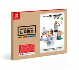 Nintendo Labo VR Kit Expansion Set 2