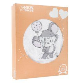 New Baby Little Mouse 14-dielna luxusná dojčenská súprava