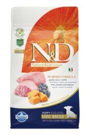 ND Pumpkin Puppy Mini Lamb & Blueberry 0.8kg