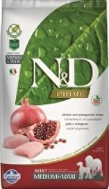 ND Prime Adult M/L Chicken & Pomegranate 2.5kg
