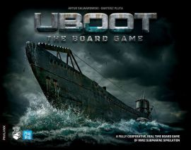 Phalanx  Games U-BOOT: The Board Game