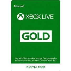 Microsoft Xbox Live Gold - 6 mesačné členstvo