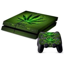 Lea PS4 Weed