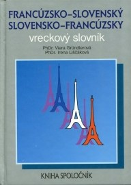 Francúzko-slovenský a slovensko-francúzsky vreckový slovník