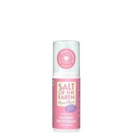 Crystal Spring Deodorant sprej soľ zeme Levandula Vanilka 100ml