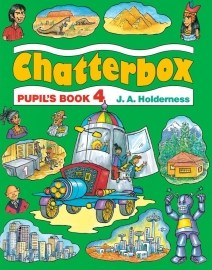 Chatterbox 4 - Pupil's Book