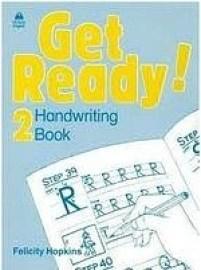 Get Ready! 2 - Handwriting Book