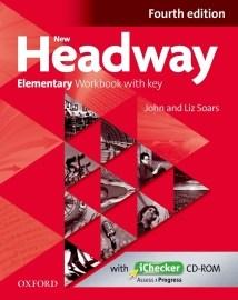 Headway - Elementary New - Workbook with key