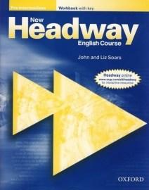 New Headway 2 Pre-Intermediate New - Workbook with key