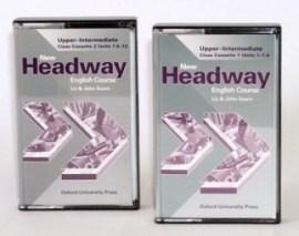 Headway 4 Upper-Intermediate New - Class Cassettes