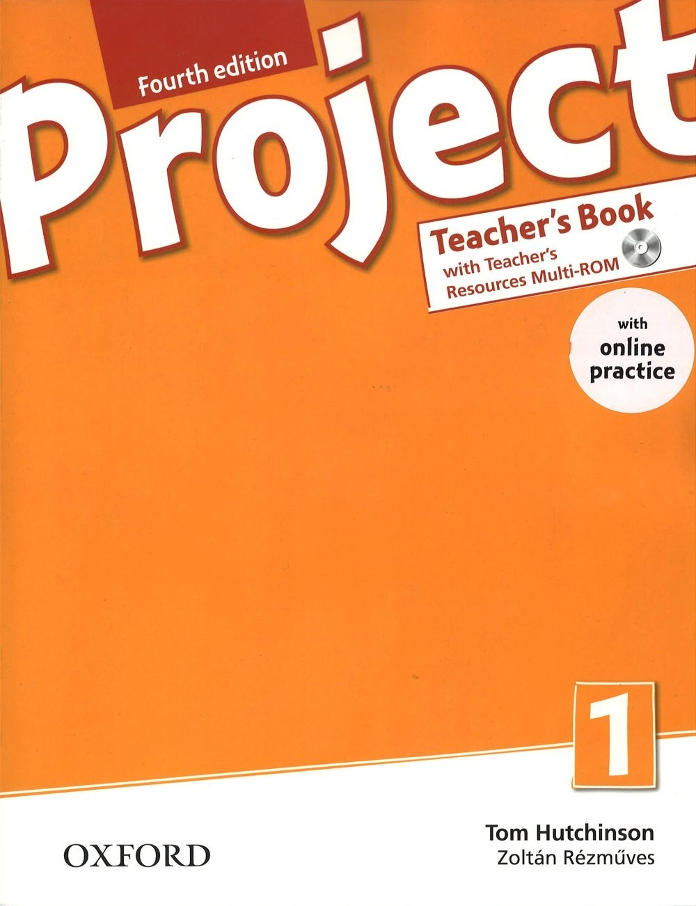 Project 1 - Teacher's Book