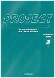Project 3 - Teacher's Book