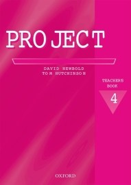 Project 4 - Teacher's Book