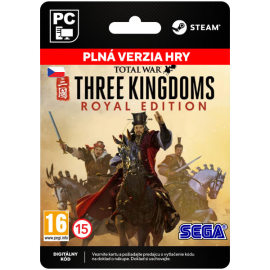 Total War: Three Kingdoms (Royal Edition)