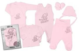 Baby Nellys Veľká sada do pôrodnice Cute Bunny