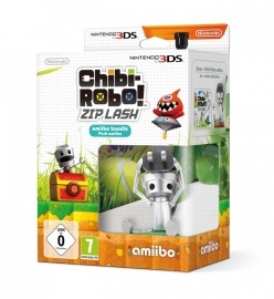 Chibi-Robo! Zip Lash (amiibo Bundle)