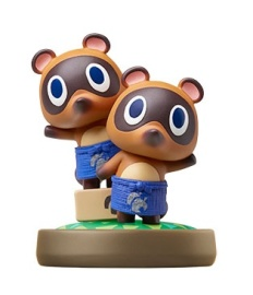 Nintendo Amiibo Animal Crossing Timmy Tommy