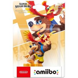 Nintendo Amiibo Smash Smash Banjo and Kazzoie